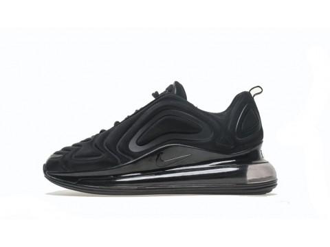 "Nike Air Max 720 ""Triple Black"" MenandWomen-30"