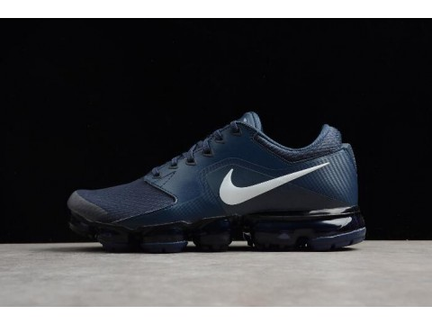 Nike Air VaporMax Thunder Blue/White Running Shoes AH9046-401 Men-30