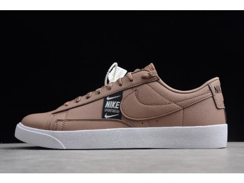 Nike Blazer Low SE Desert Dust/Black Lifestyle Sneakers AV9374-210 Men Women-30