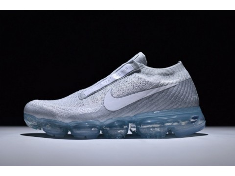 Cdg X Nike Lab Air Vapormax Grey for Men-30