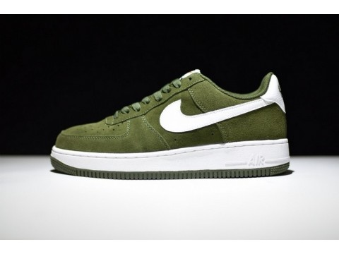 Nike Air Force 1 Low Cargo Khaki and White 820266-301 for Men-30