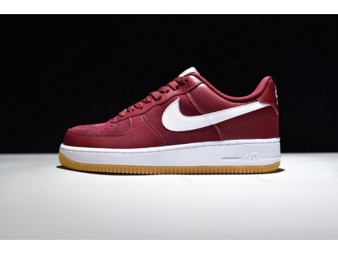 Nike Air Force 1 Mid 07 Team Red White 315123-608 for Men and Women-30