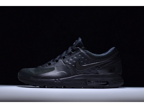 Nike Air Max Zero Essential Triple Black 876070-006 for Men-30