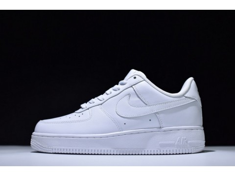 Nike Air Force 1 07 Low White 315122-111 for Men and Women-30
