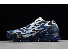 Acronym x Nike Air Vapormax FK Moc 2 Light Ashes/Navy Blue-White-Black AQ0996-400 Men-20