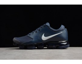 Nike Air VaporMax Thunder Blue/White Running Shoes AH9046-401 Men-20