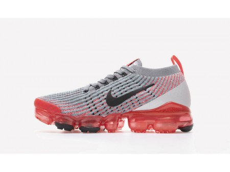 "Nike Air VaporMax Flyknit 2019 3.0 ""Flash Crimson"" Women-20"