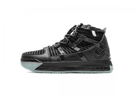 Nike Zoom Lebron III QS Black Month AO2434-010 Men-20