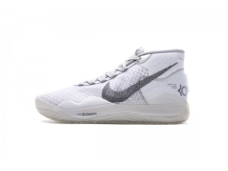 Nike Zoom KD12 NRG White Wolf Grey CK1195-101 Men-20