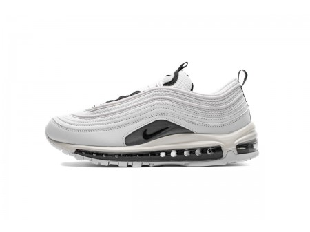 Nike Air Max 97 White Black Silver 921733-103 Men and Women