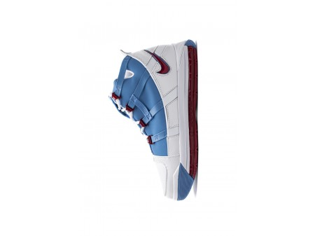 "Nike Zoom Lebron III QS ""Houston Oilers"" University Blue Red AO2434-400 Men-20"