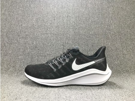 Nike Air Zoom Vomero 14 Black/White-Thunder Grey AH7857-001 Men Women