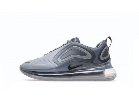 """Nike Air Max 720 """"Carbon Grey"""" MenandWomen-20"""