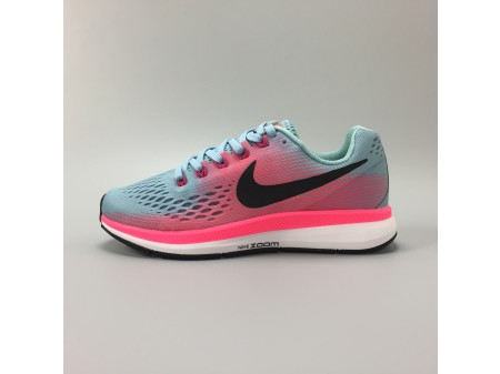 Nike Air Zoom Pegasus 34 Mica Blue Racer Pink 880560-406 Women-20