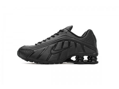 Nike Shox R4 All Black BV1111-001 Men-20