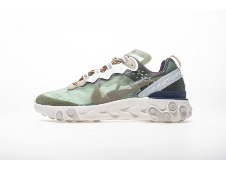 Undercover x Nike React Element 87 Green Mist BQ2718-300 Men Women-20