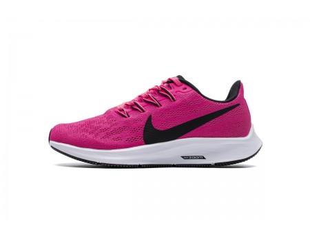 WMNS Nike Air Zoom Pegasus 36 Hyper Pink Black AQ2210 600 Women-20