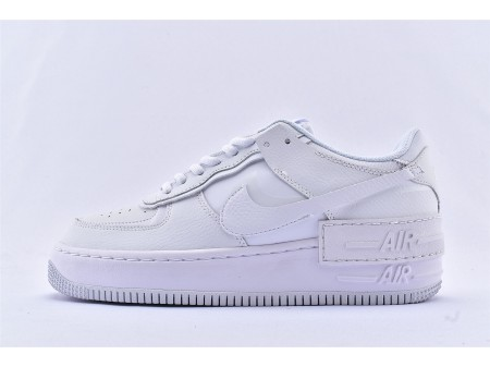 WMNS Nike Air Force 1 Shadow All White CI0919-100 Women