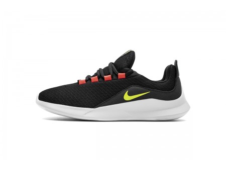 Nike Viale Black/Volt/Solar Red AA2181-001 Men Women-20