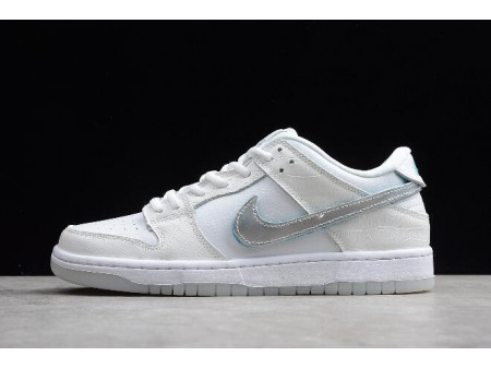 Diamond Supply Co x Nike SB Dunk Low Pro OG QS Diamond White BV1310-100 Men Women-20