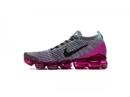 "Nike Air VaporMax Flyknit 3.0 2019 ""Gunsmoke"" CI7577-001 Women-20"