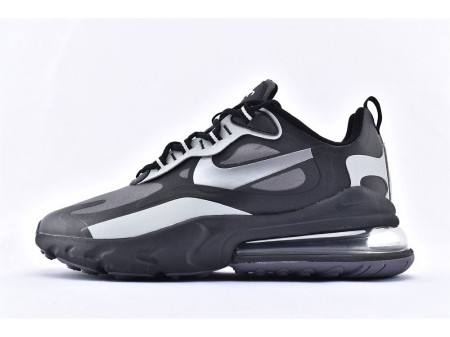 Nike Air Max 270 React WTR Black-Metallic Silver CD2049-001 Men and Women-20