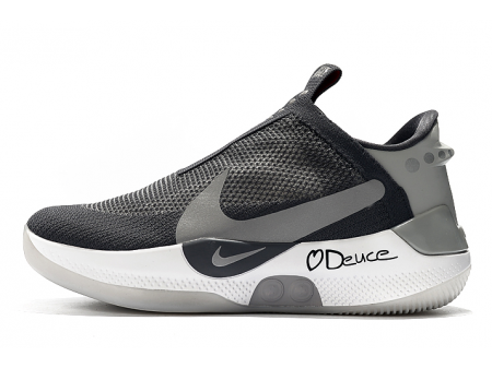 Jayson Tatum x Nike Adapt BB Black/Grey-White Men