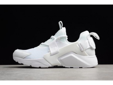 Nike Air Huarache City Low White AH6804-100 Men Women-20