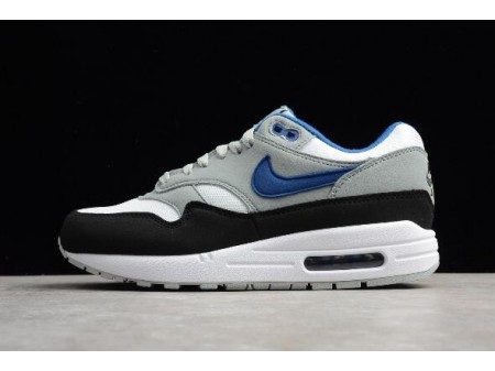 Nike Air Max 1 Gym Blue White/Gym Blue-Light Pumice-Black AH8145-102 Men-20