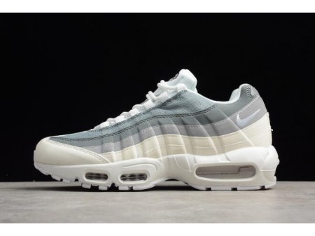 Nike Air Max 95 ID White Grey 818592-996 Men-20