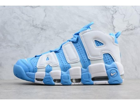 Nike Air More Uptempo UNC University Blue/White 921948-401 Men-20