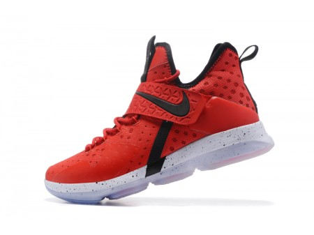 Nike LeBron 14 Red Brick Road University Red/Black-White 852405-600 Men-20
