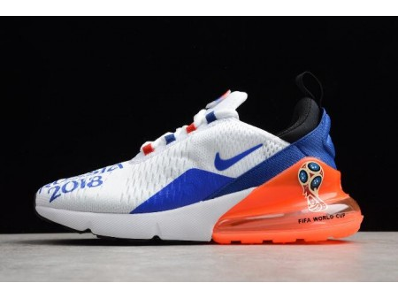 Nike Max 270 FIFA World Cup Air Russia 2018 White/Racer Blue-Orange Men-20