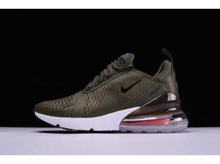 2018 New Nike Air Max 270 Army/Green AH8050-004 for Men
