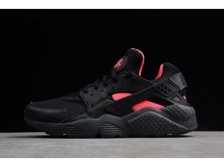 Nike Air Huarache Run PRM ACG Black/Solar Red 318429-055 Men Women-20