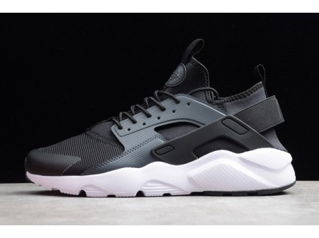 Nike Air Huarache Run Ultra EP Black/White BV0021-001 Men Women
