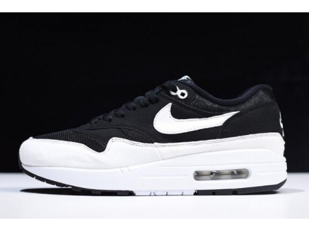 Nike Air Max 1 Black/White 319986-034 Men Women-20