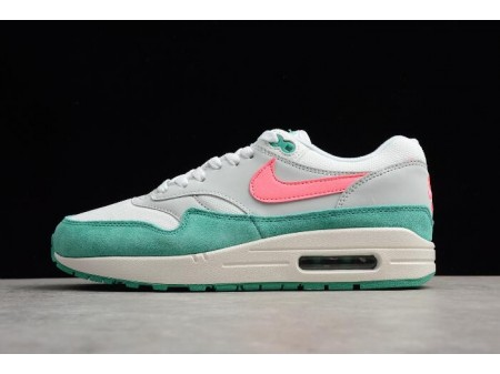 Nike Air Max 1 Watermelon Summit White/Sunset Pulse-Kinetic Green AH8145-106 Men Women-20