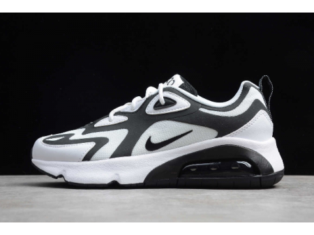 Nike Air Max 200 White/Black AT6175-104 Men Women-20