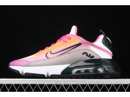Nike Air Max 2090 Pink/White-Black CQ7630-500 Men Women-20