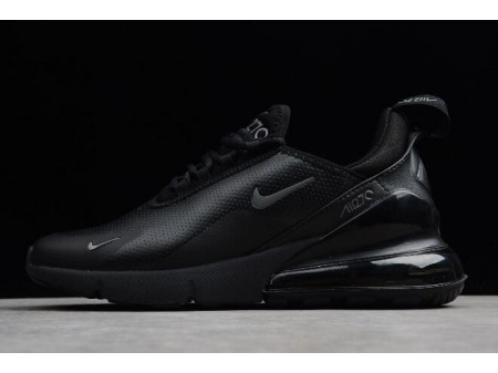 Nike Air Max 270 Premium 'Triple Black' Men