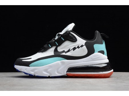 Nike Air Max 270 React Electro Green/Yellow Ochre-Obsidian AO4971-300 Men Women-20