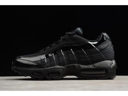 Nike Air Max 95 Black/Black-Black Running Shoes 307960-010 Men-20