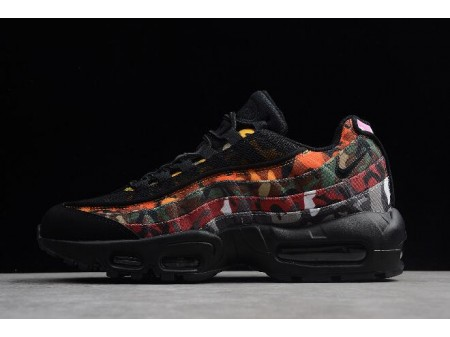 Nike Air Max 95 ERDL Party Black/Multi-Colour AR4473-001 Men Women-20