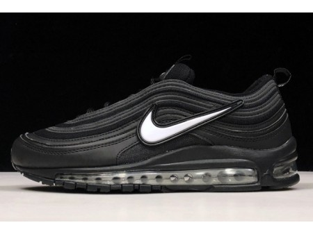 Gwang Shin x Nike Air Max 97 Black/White Shoes Men Women-20