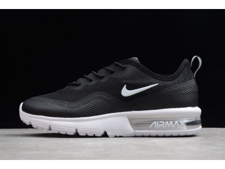 Nike Air Max Sequent Black White BQ8822-001 Men-20