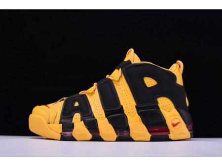 Nike Air More Uptempo Bruce Lee Kill Bill Yellow/Black Men-20