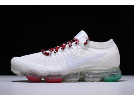 Nike Air VaporMax Flyknit White/Sail-Light Bone AB3381-100 Men Women-20