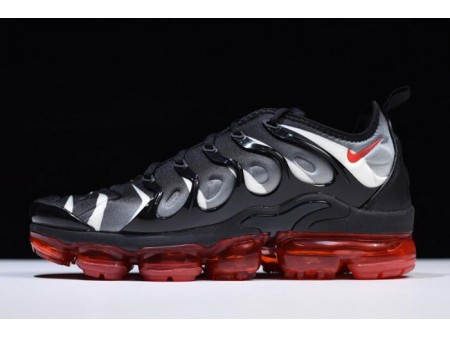 Nike Air Vapormax Plus 2018 Black/Speed Red-White AQ8632-001 Men-20
