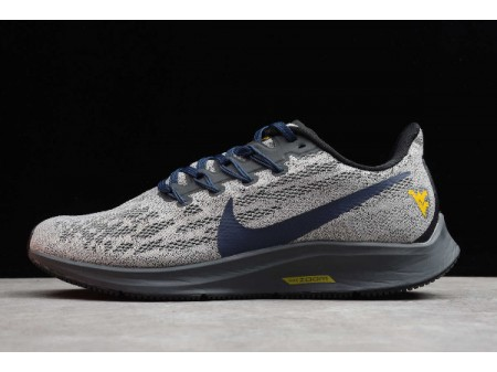 Nike Air Zoom Pegasus 36 Grey/Blue CI2085-001 Men-20